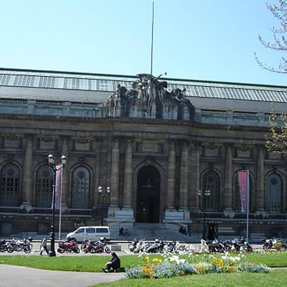 Kunst- und Geschichtsmuseum Genf