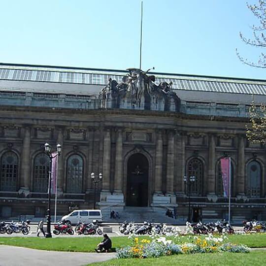 Vorschaubild zu Kunst- und Geschichtsmuseum Genf