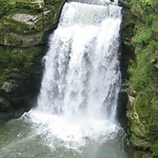 Vorschaubild zu Doubs-Wasserfall Les Brenets