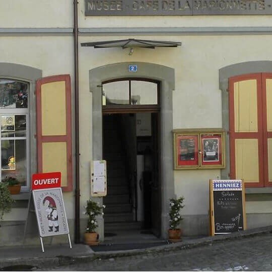 Schweizer Figurentheatermuseum Fribourg 10