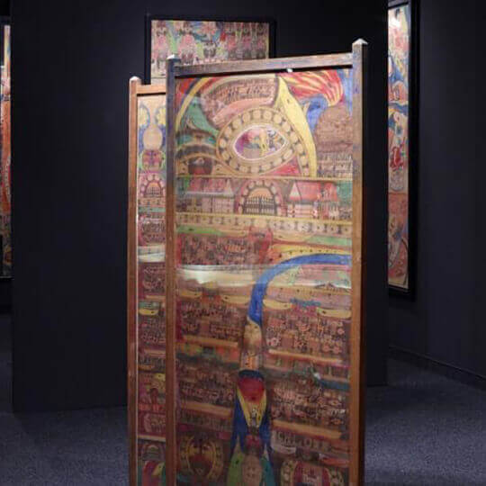 Collection de l'Art Brut Lausanne 11