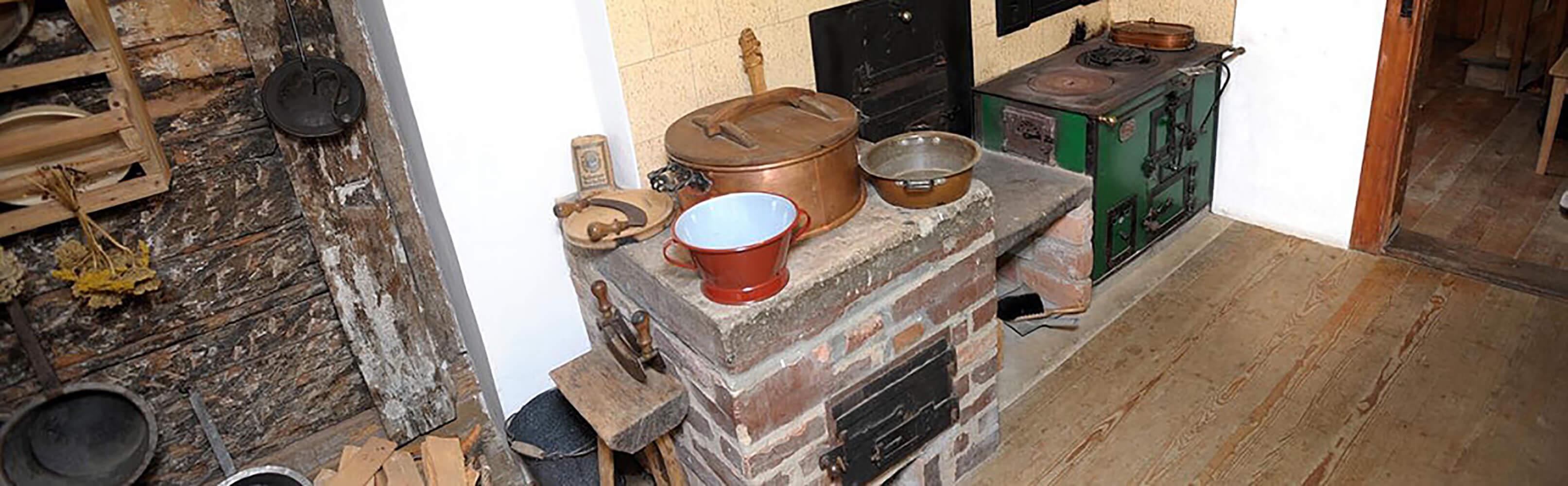 Bäuerliches Wohnmuseum Schellenberg 1