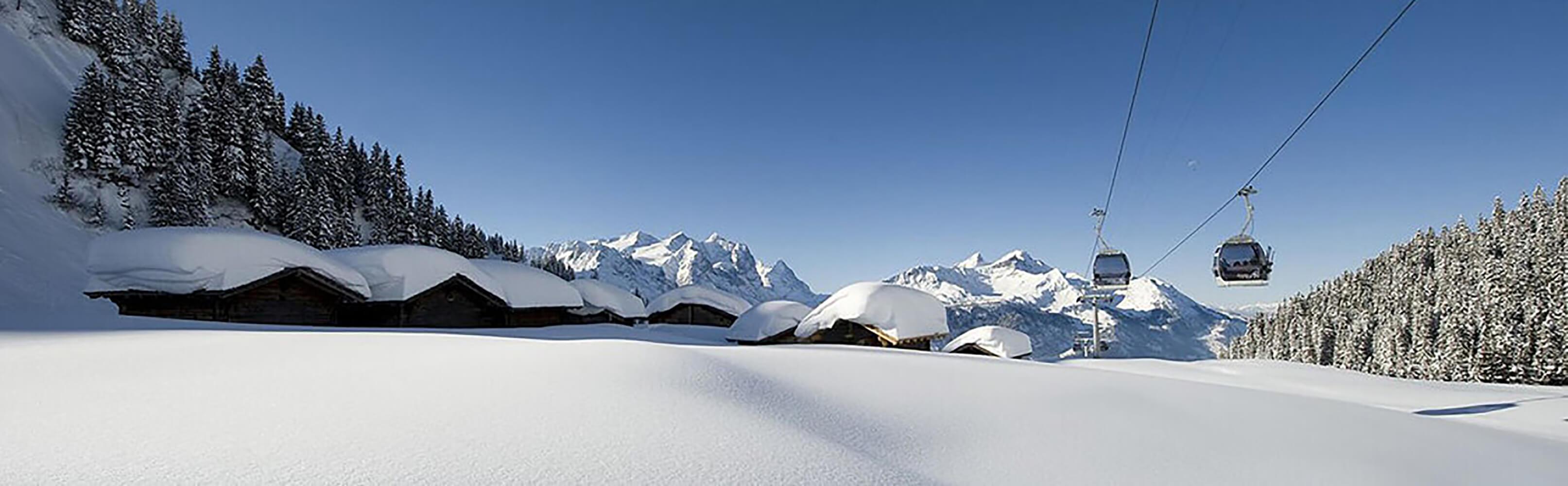 Meiringen-Hasliberg - Das Schneesportgebiet 1
