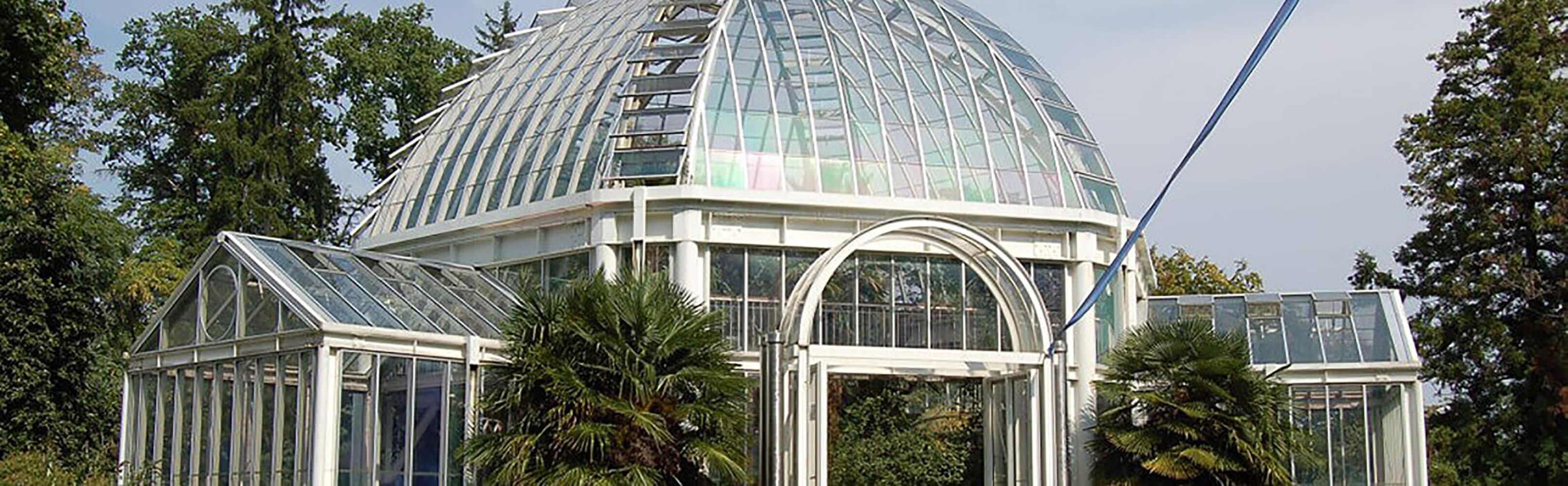 Konservatorium und Botanischer Garten Chambésy/Genf 1