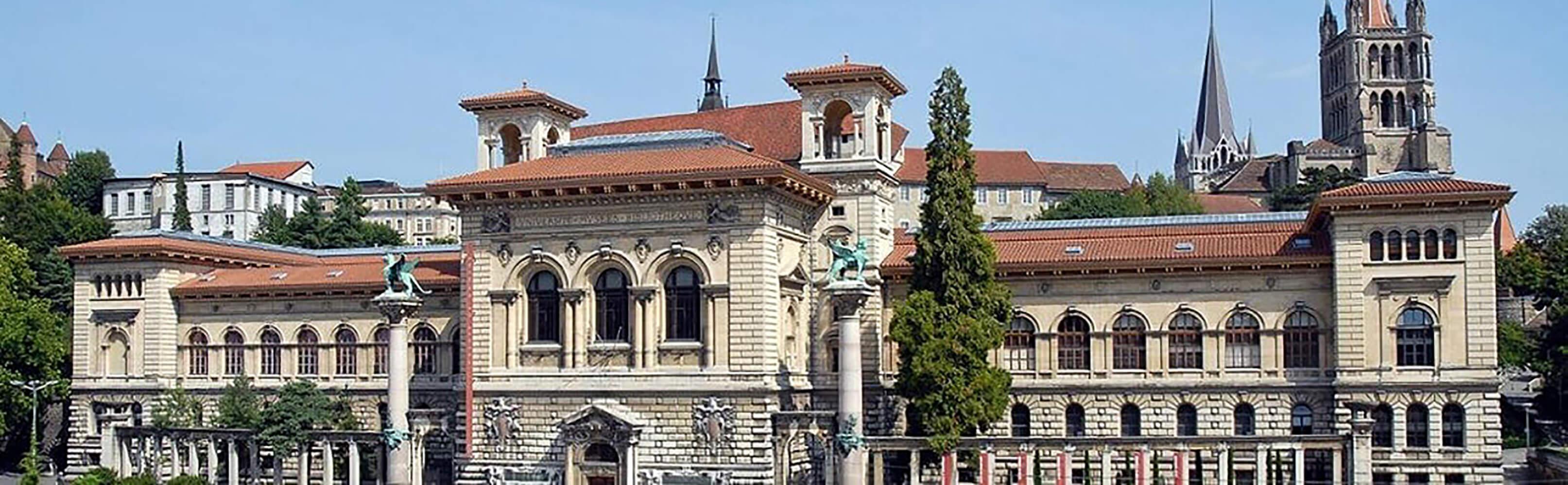 Musée cantonal de zoologie Lausanne 1