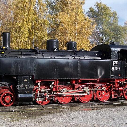 Historische Dampf- und Dieselzugfahrten mit der Sauschwänzlebahn  10