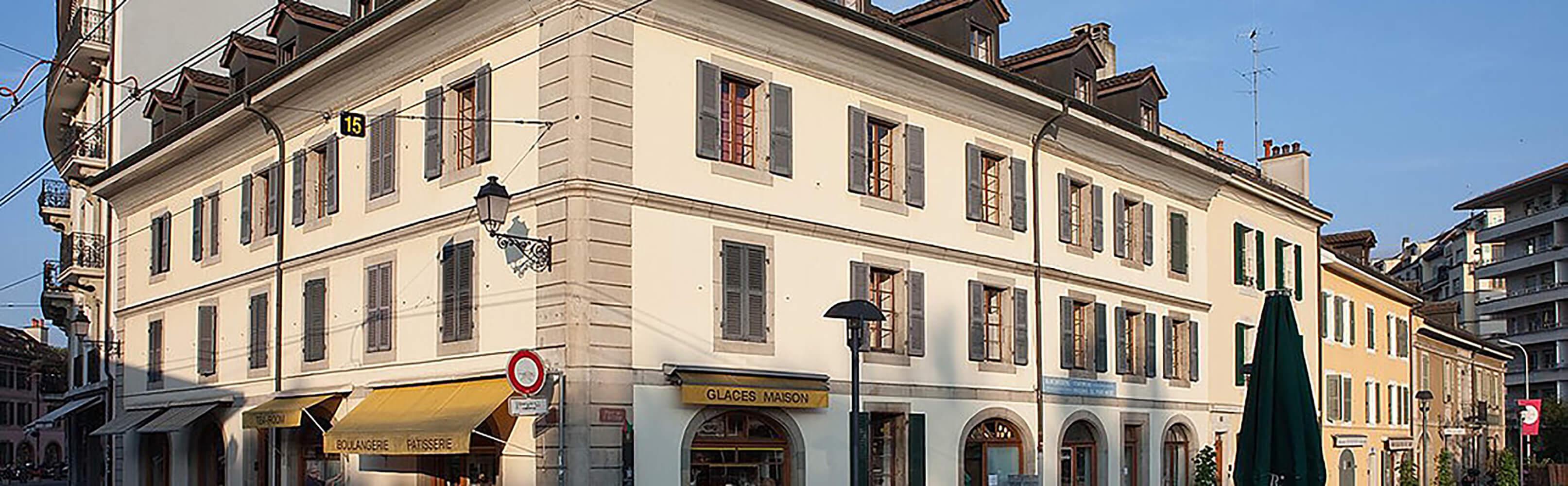 Carouge –die savoyische Königsstadt bei Genf 1