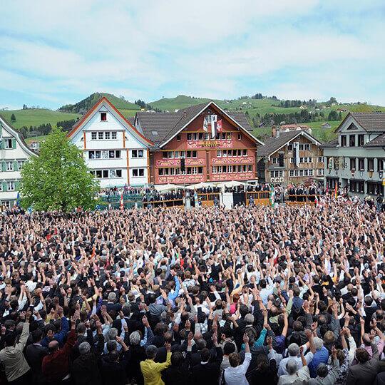 Ferien im Appenzellerland 10
