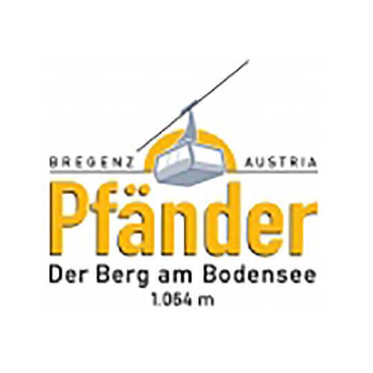 Logo zu Alpenwildpark Pfänder Bregenz