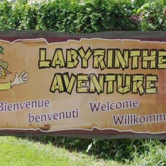 Labyrinthe Aventure Evionnaz 10