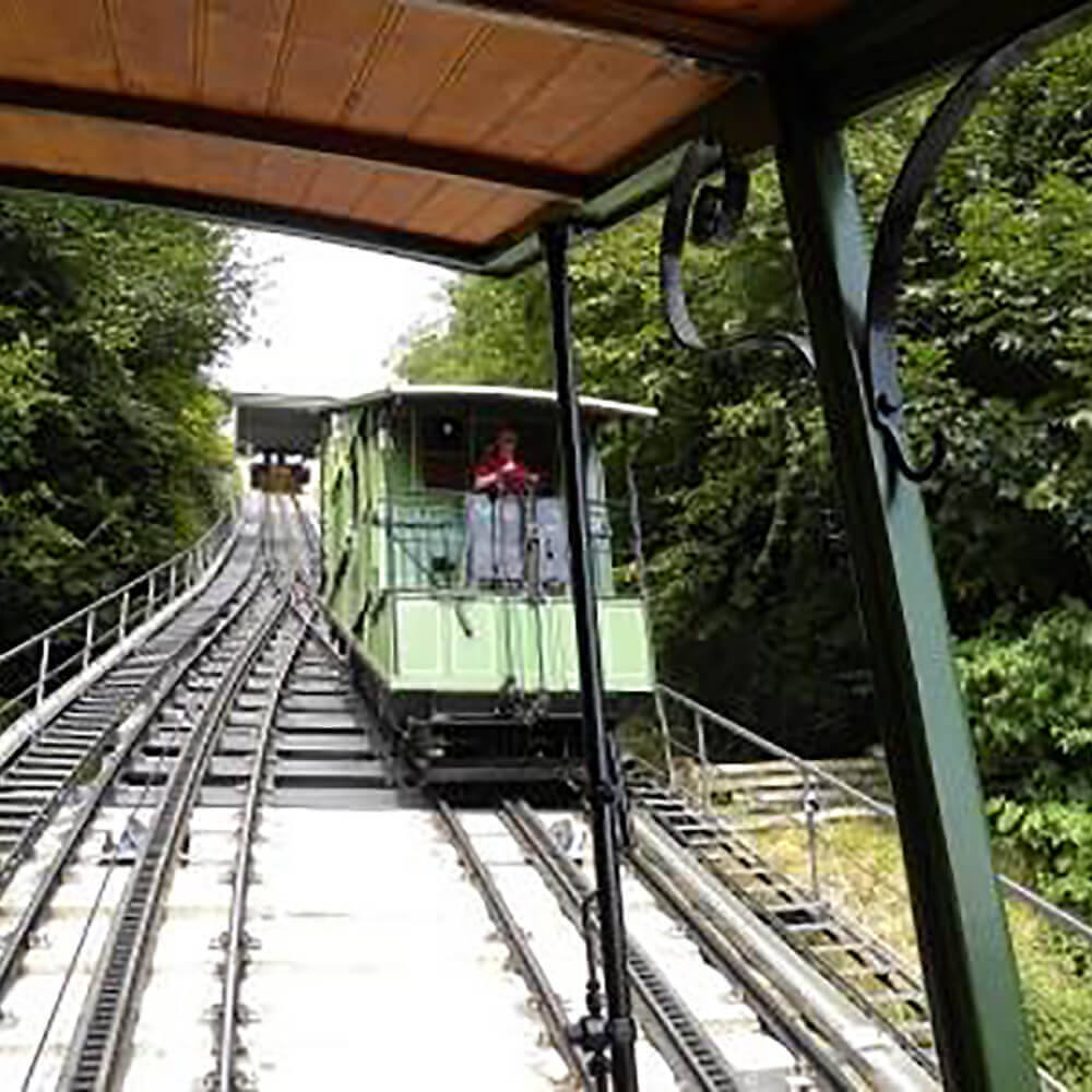 Funiculaire von Fribourg