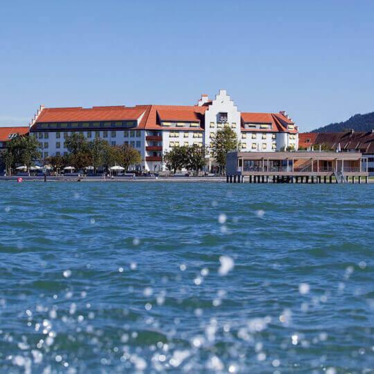 Herzlich Wilkommen im SENTIDO Seehotel Am Kaiserstrand 10