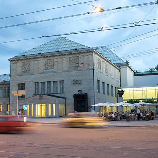 Vorschaubild zu Kunsthaus Zürich