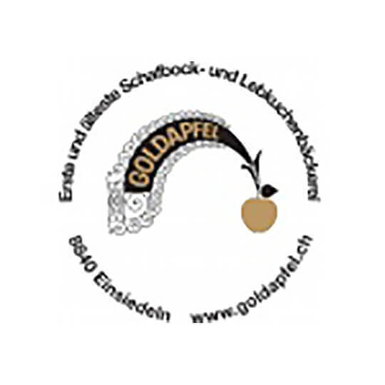 Logo zu Goldapfel - Schafbock- & Lebkuchenmuseum
