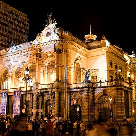 Vorschaubild zu Teatro Municipal (São Paulo)