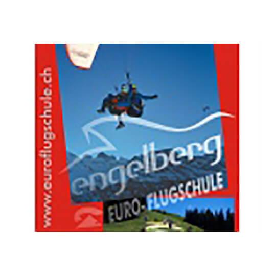 Logo zu Gleitschirmfliegen als Tandem-Passagier oder als Schnupperschüler
