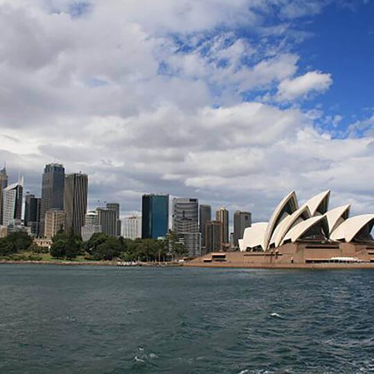 Vorschaubild zu Sydney Opera House