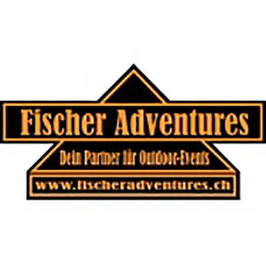 Logo zu Fischer Adventures - Canyoning- & Höhlentouren, Riverrafting
