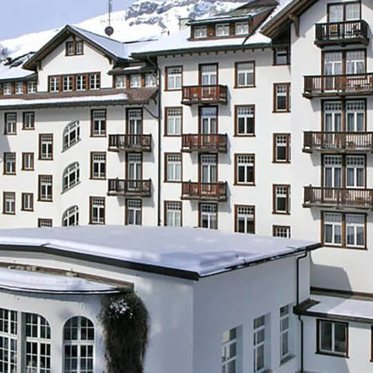 Flims - Sunstar Alpine Hotel Flims 10