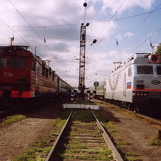 Vorschaubild zu Transsibirische Eisenbahn