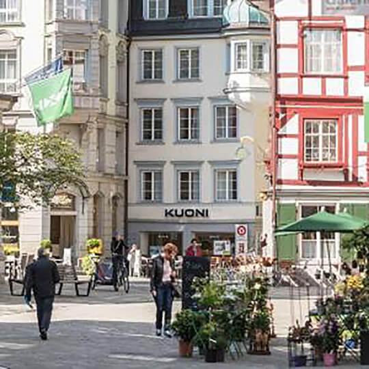 Vorschaubild zu Altstadt St. Gallen