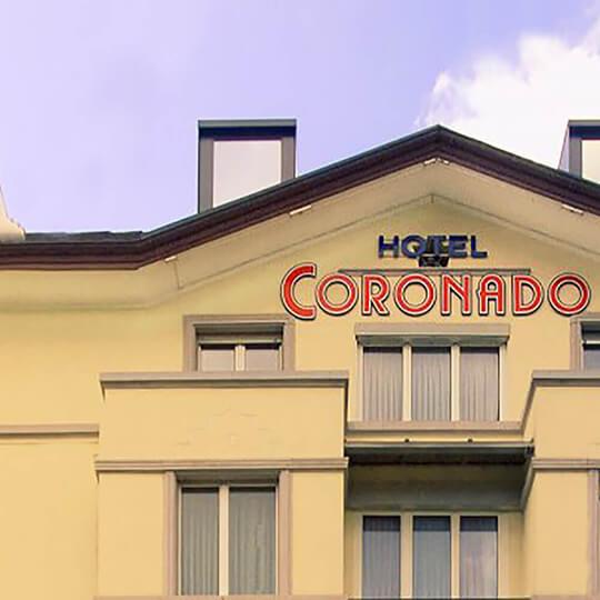 Vorschaubild zu Hotel Coronado Zürich