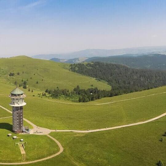 Feldbergbahn - das Höchste im Schwarzwald 10
