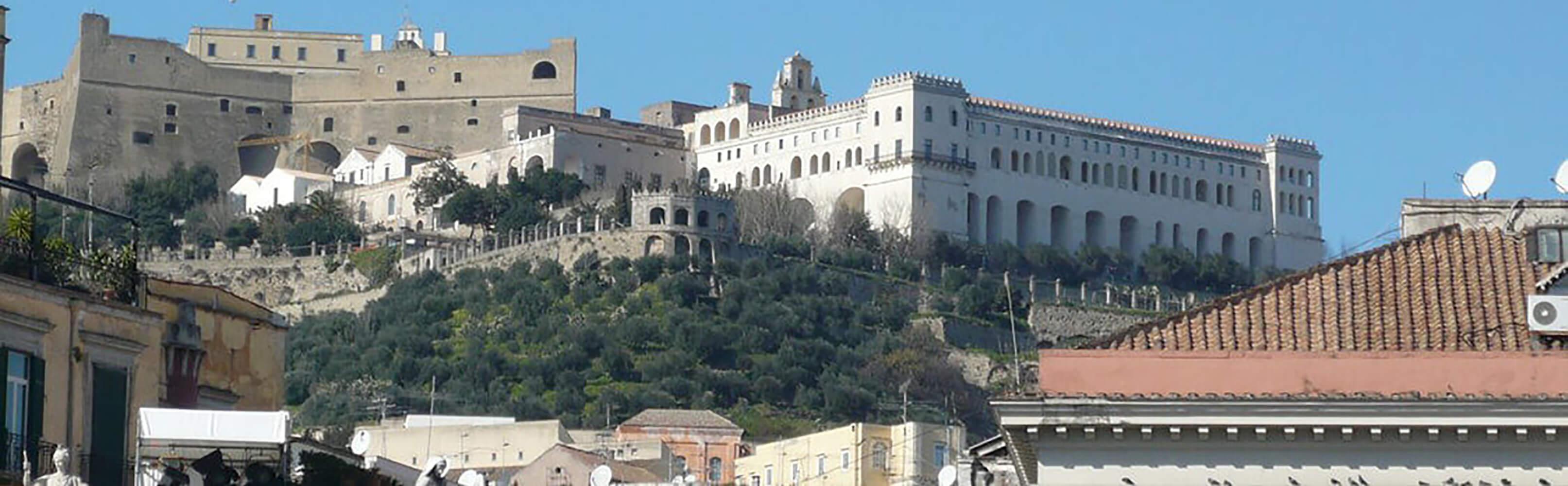 Castel Sant'Elmo 1
