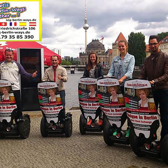 Vorschaubild zu Berlin Segway Tours :: berliner-sightseeing.de