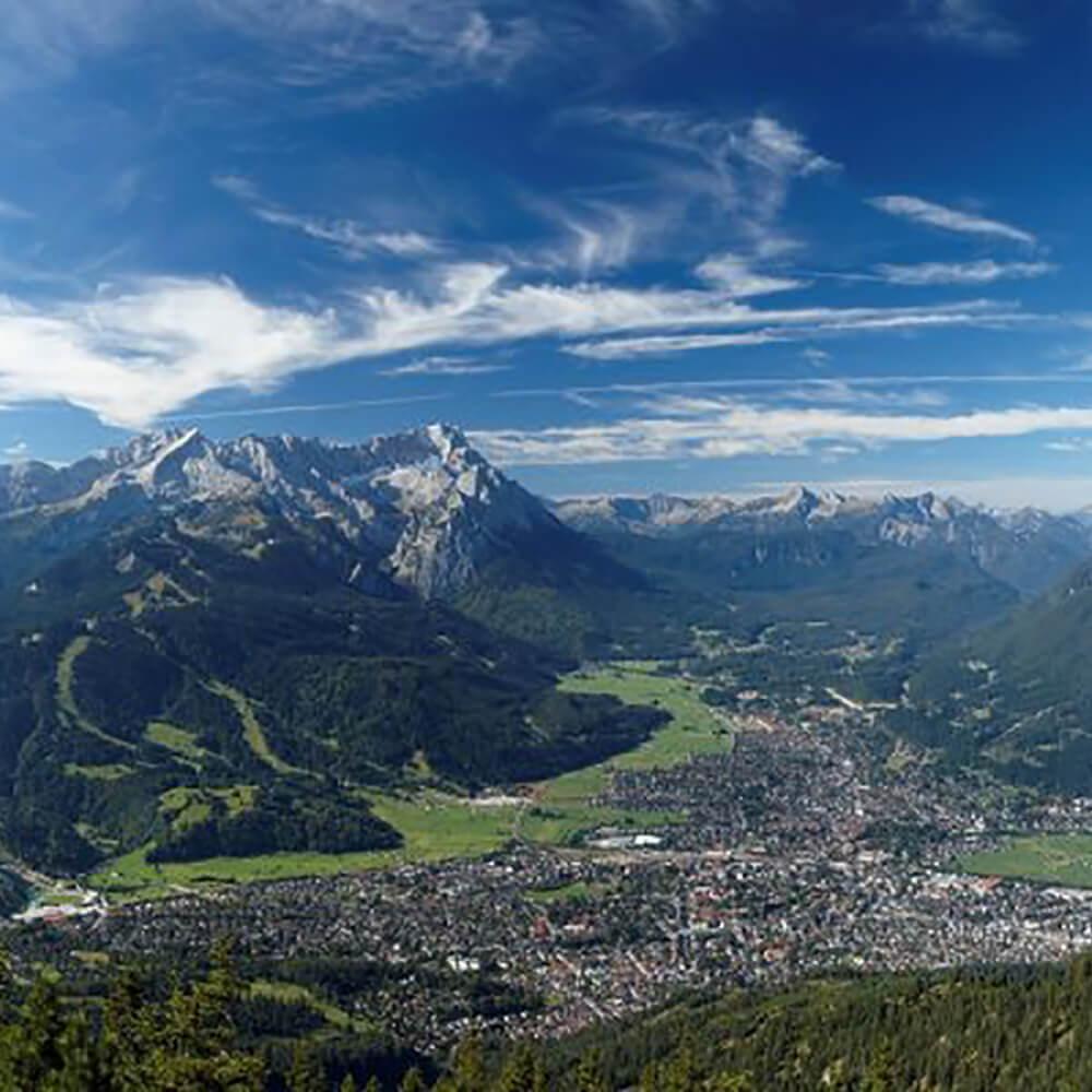 Garmisch-Partenkirchen - Entdecke Deine wahre Natur