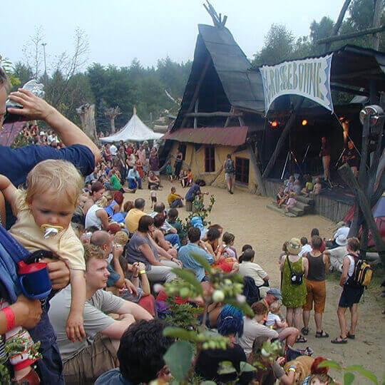 Grüngeringelter Abenteuerfreizeitpark Kulturinsel Einsiedel 10