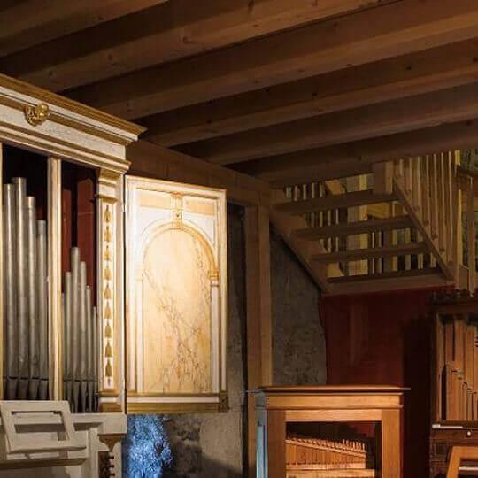 Musée Suisse de l'orgue Roche 10