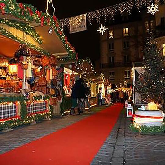 Vorschaubild zu Dörfli-Weihnachtsmarkt Zürcher Niederdorf
