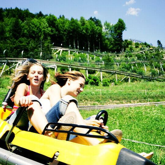 Alwetterrodelbahn Alpin coaster 10