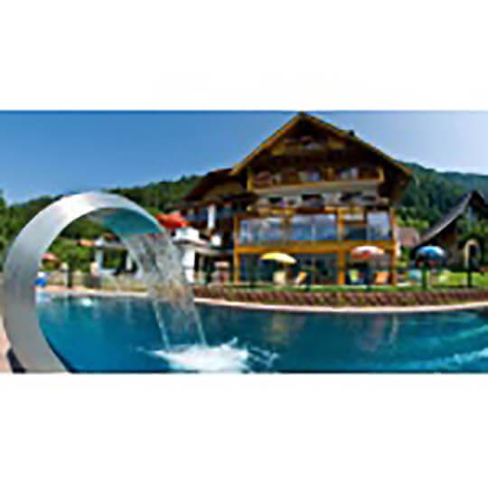 Logo zu Naturerlebnis Kinderhotel Hubertushof - Familienurlaub in Kärnten