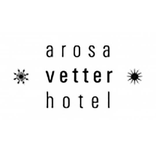 Logo zu Arosa Vetter Hotel