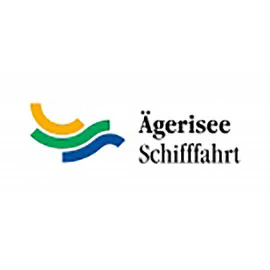 Logo zu Ägerisee Schifffahrt
