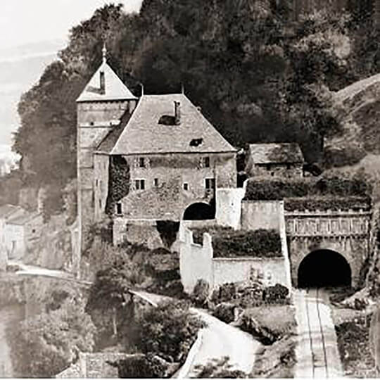 Vorschaubild zu Château de St-Maurice