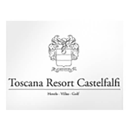 Logo zu Castelfalfi - eine Perle im Herzen der Toskana