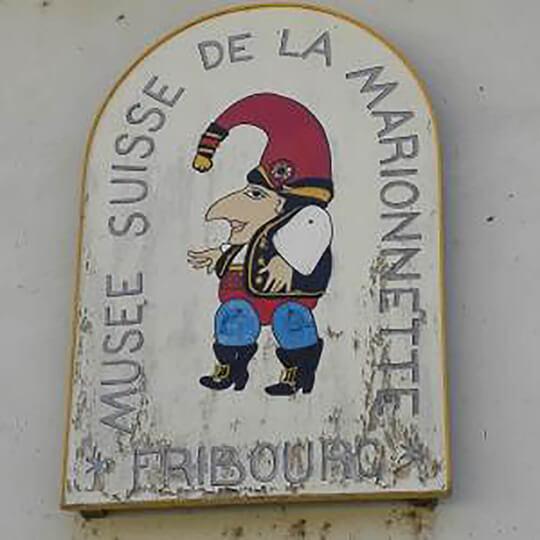 Vorschaubild zu Schweizer Figurentheatermuseum Fribourg