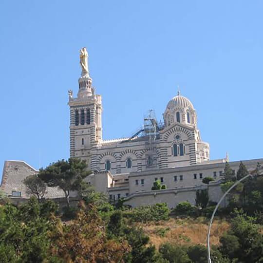 Vorschaubild zu Notre-Dame-de-la-Garde