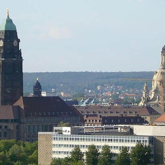 Vorschaubild zu Frauenkirche (Dresden)