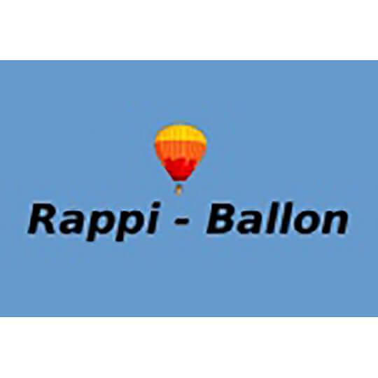 Logo zu Ballonfahren mit Schweizer Meister Thedi Bolli