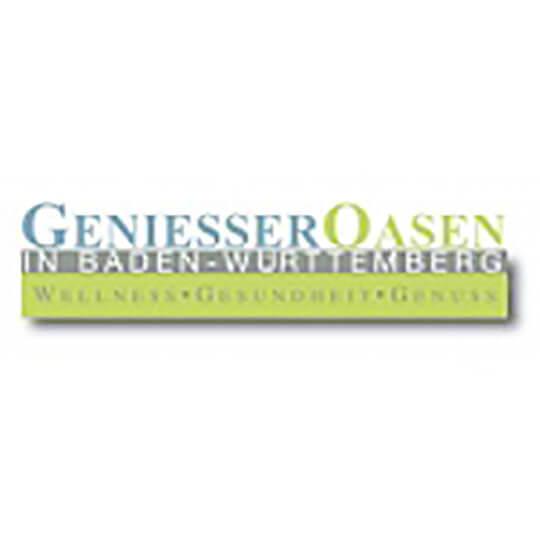 Logo zu GeniesserOasen in Baden-Württemberg