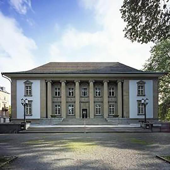 Vorschaubild zu Historisches und Völkerkunde Museum St.Gallen
