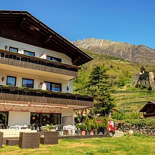 Vorschaubild zu Hotel Schönblick - Naturns Südtirol