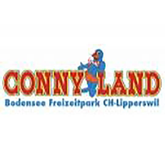 Logo zu CONNY-LAND Lipperswil - da wirst du was erleben!