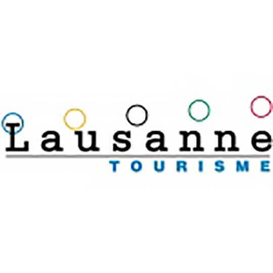 Logo zu Lassen Sie sich von der bunten Vielfalt Lausannes verzaubern!
