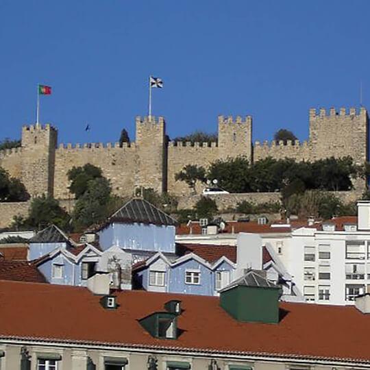 Vorschaubild zu Castelo de São Jorge