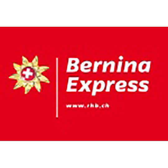 Logo zu Bernina Express - Von den Gletschern zu den Palmen